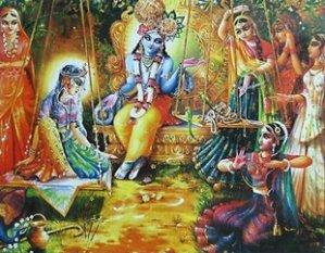 who is radha rani?narada asks shiva