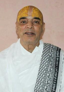 Shri Albeli sharan ji vrindavan