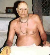 Sri radhacharan ji maharaj tatiya sthan vrindavan