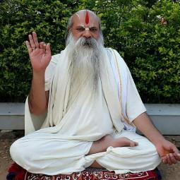 Sri Ramshankar das ji vedanti ramvallabha kunj ayodhya