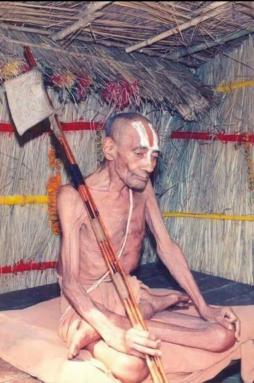 Tridandi swami ji ayodhya