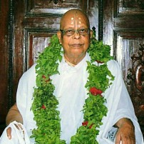 Sri Ananta das babaji -radhakund