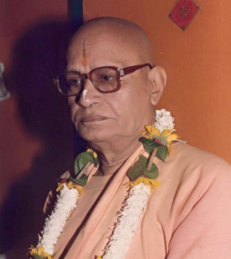 Sri Chaitanya Krishnashraya tirth atul Krishna Goswami ji