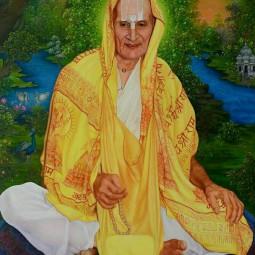 Sri Sudamadas ji maharaj - sudama kuti vrindavan