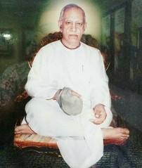 Braj vibhuti Sri Shyamdas ji maharaj