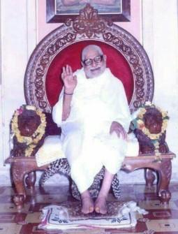 Sant Sri Nanamaharaj taranekar