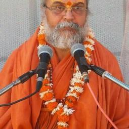 Ramkatha kunj peethadishwar Ramanand das ji
